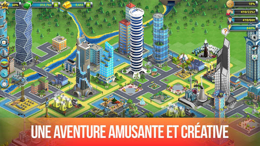 City Island 2 - Building Story (Offline sim game) APK MOD (Astuce) screenshots 4
