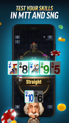 PokerBROS: Play Texas Holdem Online with Friends  Screenshots 6