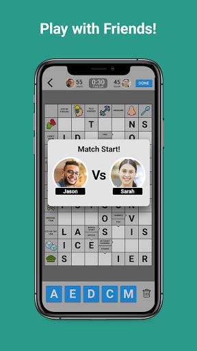 Pictawords - Crossword Puzzle  screenshots 4