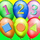 Learn Colours Numbers and Shapes