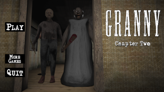Granny Chapter Two 1