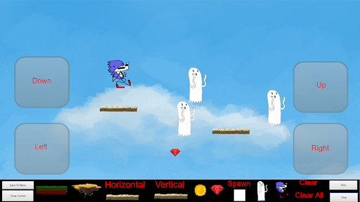 Code Triche Super Sanic World mod apk screenshots 5