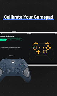 Octopus - Gamepad, Mouse, Keyboard Keymapper Screenshot