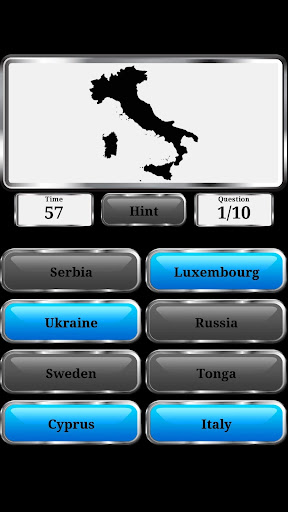 World Geography - Quiz Game 1.2.121 Screenshots 4