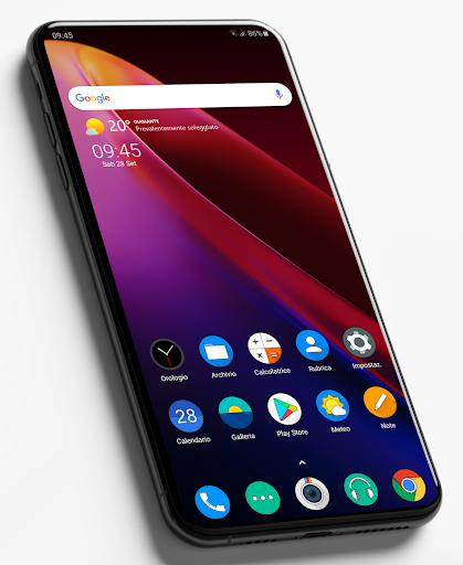 Download APK: Oxigen Circle – Icon Pack v2.2.5 [Patched]