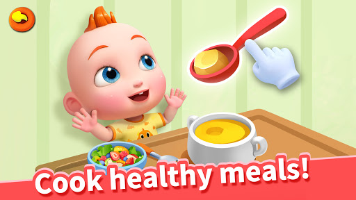 Super JoJo: Baby Care  screenshots 7