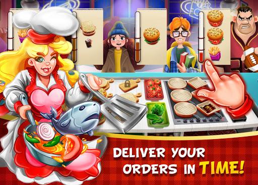 Kitchen Adventure - Tasty Cooking Restaurant Chef 1.2.3 screenshots 11