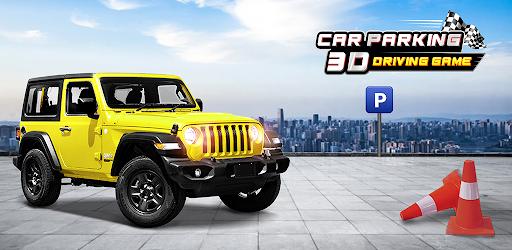 Car Parking 3D - Driving Games 1.0.1 screenshots 1