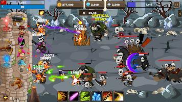 Final Castle : Grow Castle