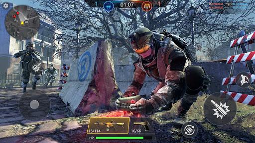 FPS Online Strike - Multiplayer PVP Shooter 1.1.18 screenshots 3