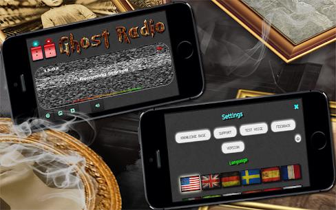 Paranormal Ghost Radio – EVP and EMF Simulator 2
