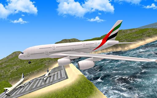 Airplane Fly 3D : Flight Plane  screenshots 3