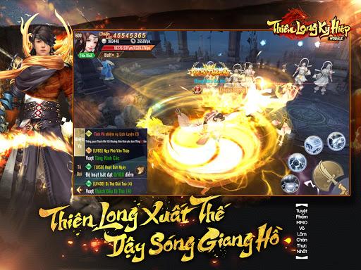 Thiu00ean Long Ku1ef3 Hiu1ec7p screenshots 11