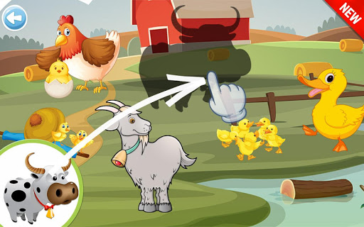 Animals Puzzle for Kids ud83eudd81ud83dudc30ud83dudc2cud83dudc2eud83dudc36ud83dudc35  Screenshots 2