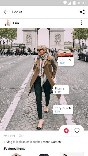 WEAR - Fashion Lookbook  screenshots 1