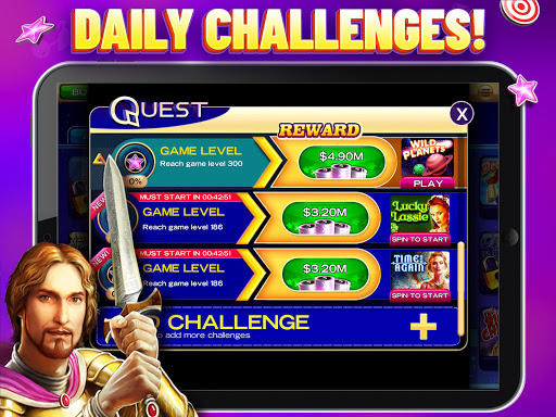 High 5 Casino: The Home of Fun & Free Vegas Slots screenshots 13