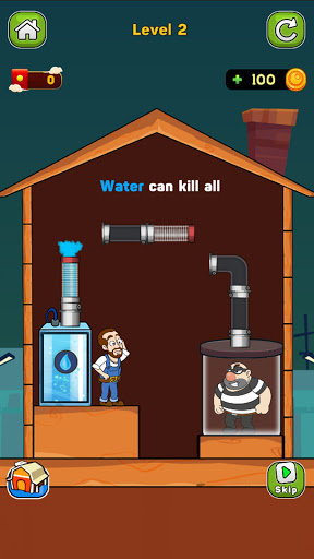 Home Pipe: Water Puzzle 1.1 screenshots 7