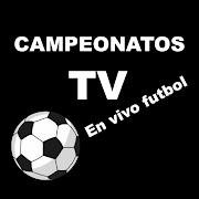 Campeonatos play TV en vivo futbol