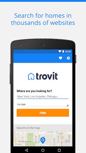 Real Estate sale & rent Trovit 4.47.5 Screenshots 1