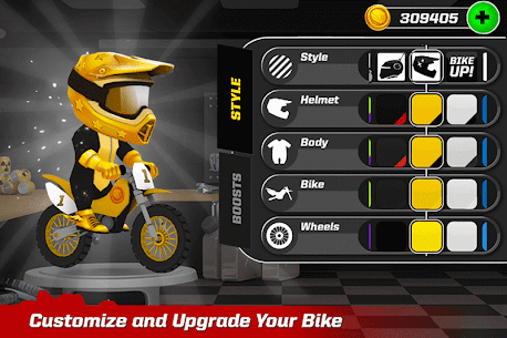 Bike Up! MOD APK (Unlimited Coins) 1