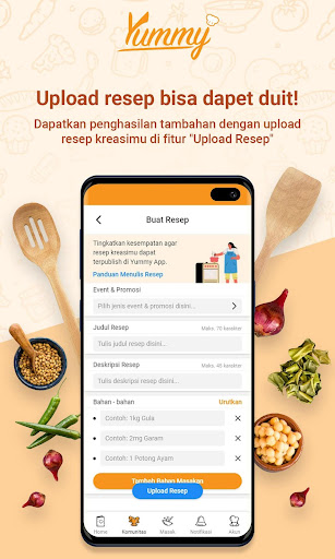 Yummy App by IDN Media - Aplikasi Resep Masakan 2.4.1 Screenshots 3