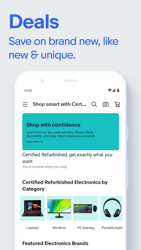eBay: Buy, sell, and save on brands you love screenshots 4