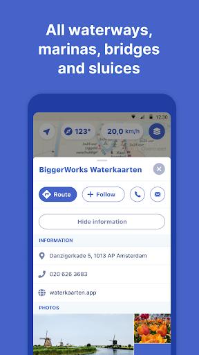Download Biggerworks Nautical Maps mod apk 2