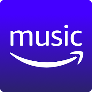 Amazon Music Stream and Discover Songs Podcasts 17.5.1 by Amazon Mobile LLC logo