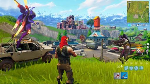 Mr FightNight Battle Royal Shooter  Screenshots 3