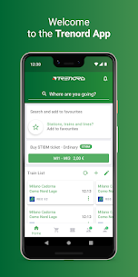 Trenord  Train Timetable For Pc | How To Install On Windows And Mac Os 1