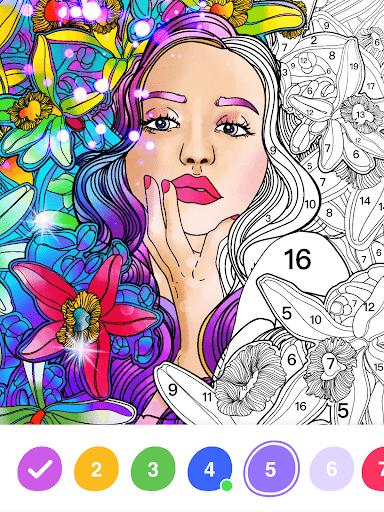 No.Paint - Relaxing Coloring games 2.2.3 screenshots 17