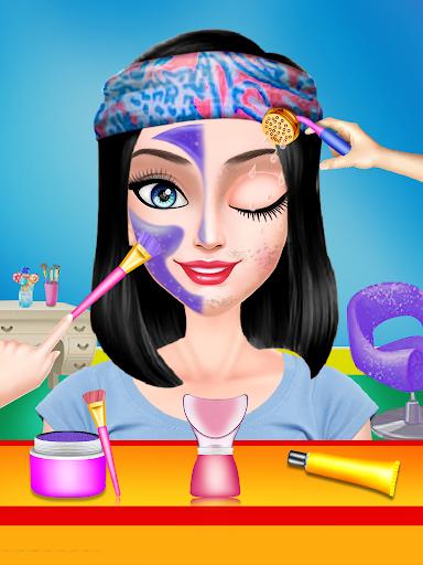Princess Multiple Prom Spa Salon And Makeover 1.6.0 screenshots 12