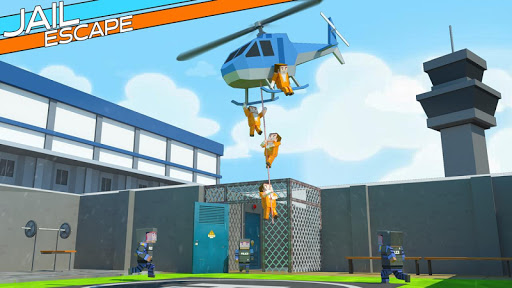 Jail Prison Escape Survival Mission 1.9 screenshots 4