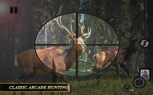 Sniper Animal Shooting 3D:Wild Animal Hunting Game 1.41 screenshots 2