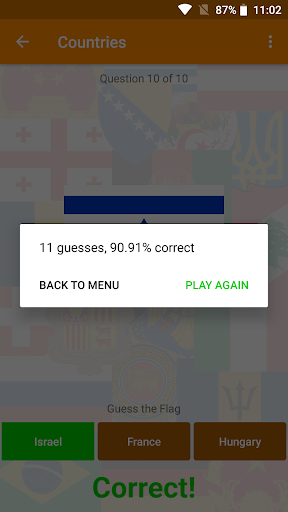 Flags of the World & Emblems of Countries: Quiz  screenshots 4