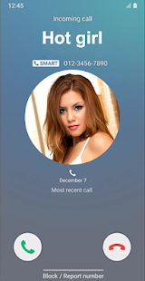 Talk with sexy girl (prank) 1.0 Screenshots 3