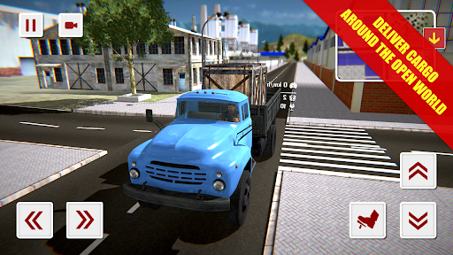 Back to USSR Truck Driver  screenshots 3
