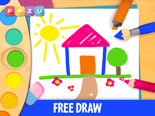 ✓[Updated] Coloring Games For Kids - Painting For Toddlers Android App  Download (2021)