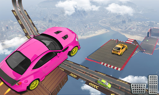 Car Stunt Racing Games-Mega Ramp Car Stunt Driving  screenshots 2