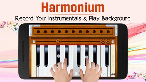 play harmonium : music tool screenshot 2