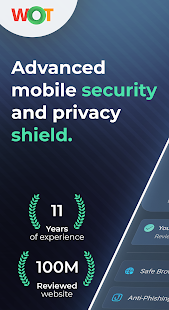 WOT Mobile Security & Anti Phishing Protection