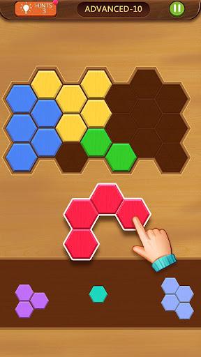 Hexa Box - Puzzle Block apkdebit screenshots 1