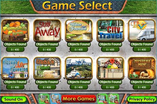 Pack 8 - 10 in 1 Hidden Object Games by PlayHOG 88.8.8.9 screenshots 1
