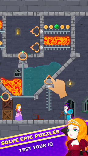 How To Loot: Pull The Pin & Rescue Princess Puzzle  Screenshots 2