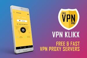 VPN KLIKX - Free & Fast VPN Proxy Server