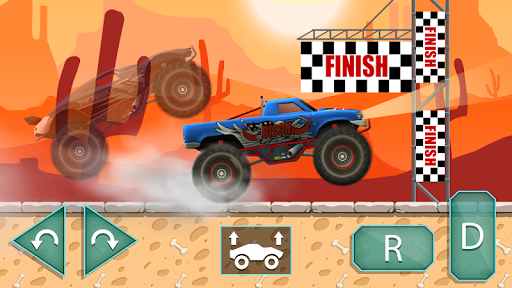 Monster trucks for Kids apktram screenshots 9