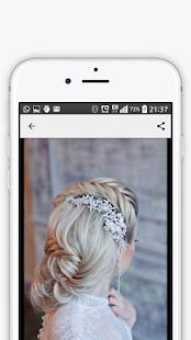 Wedding hairstyles 2018 2.2 Screenshots 15