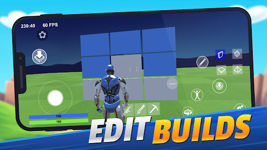 1v1.LOL – Third Person Shooter Building Simulator 2