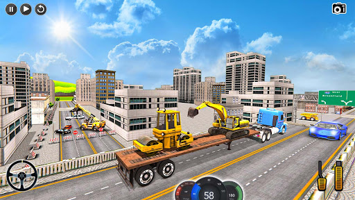 New City Construction: Real Road Construction Sim 1.13 screenshots 4