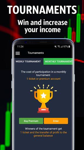 Forex Royale - Trading Simulator screenshots 9